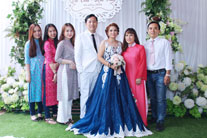 Ảnh Tiệc Cưới Mike Phan-Trinh Le