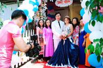 Dịch vụ quay phim tiệc cưới